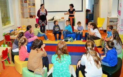 Jak se píše o historii s dětmi na odpolední dílně v třinecké knihovně