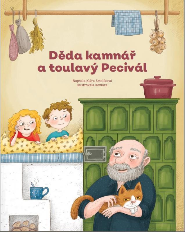 Děda kamnář a kocour Pecivál