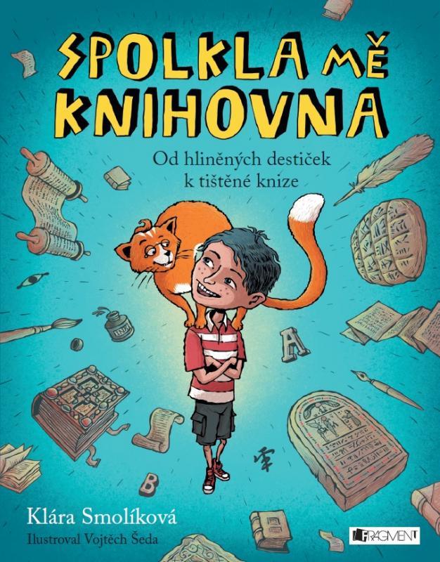 Klára Smolíková: Spolkla mě knihovna