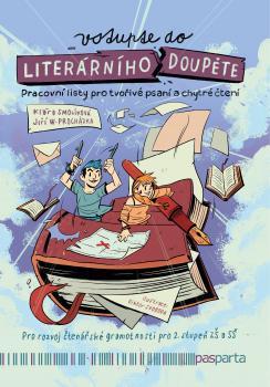 Vstupte do literárního doupěte, Pasparta 2018