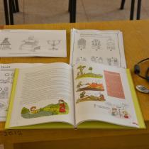 Z besedy o knize Jak se staví město v Husitském muzeu v Táboře