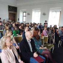 """Vyhlášení výsledků 25. ročníku celostátní soutěže """"Dětský knihomol 2017"""""""