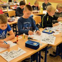 Škola vynálezců v běchovické škole