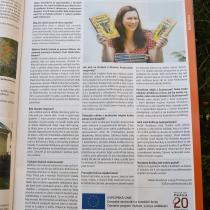 Klára Smolíková v Hornopočernickém zpravodaji