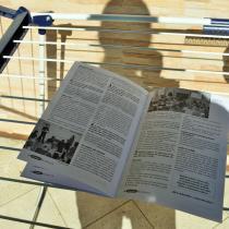 V březnovém časopise Čtenář vyšel první díl nové rubriky o literárních workshopech v knihovnách