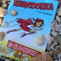 Karcoolka_komiksy od Kláry Smolíkové a Lukáše Fibricha