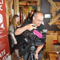Reportáž TV Barrandov z Crweconu 2016
