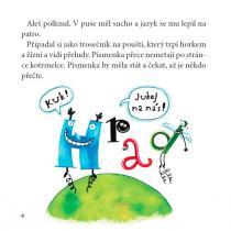Knihožrouti - text Klára Smolíková, ilustrace Bára Buchalová, Triton 2016