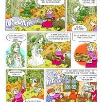 Na hradě Bradě - příběh Niněra - 2. strana