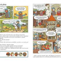Ukázka z knihy Husův dům