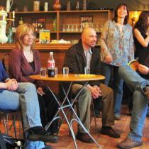 Ovladač je můj aneb Jak na média_křest v Národním muzeu na výstavě Zlaté časy médií 28. 3. 2006