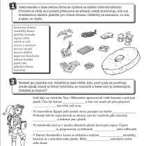 Spořínkova učebnice - pracovní list č. 16
