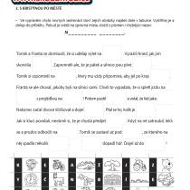 Portál Škoda hrou a pracovní list na doplnění