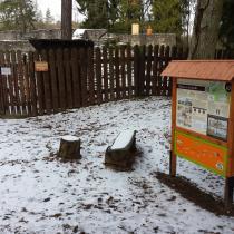 Naučná stezka okolo Kozího hrádku - Foto: Filip Černý