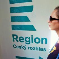 Klára Smolíková hostem v jihlavském studiu Českého rozhlasu